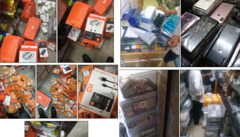 Counterfeit Mi India Products Worth Rs 33.3 Lakh Seized in Bengaluru, Chennai, Here's How You Can Identify Fake Xiaomi Products