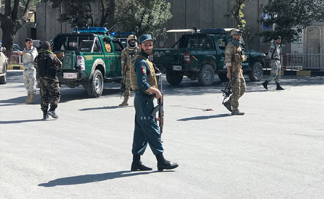 Multiple Blasts Rock Kabul, Casualties Feared: Report