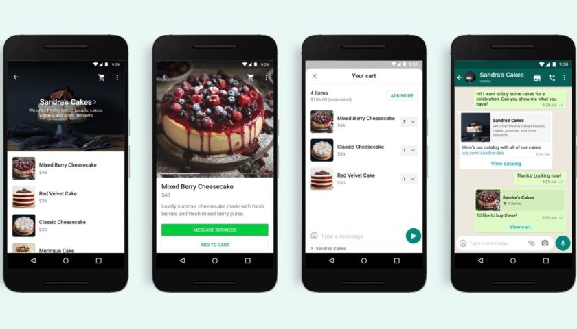 WhatsApp Brings New 'Add to Cart' Button to Enhance Shopping Experience