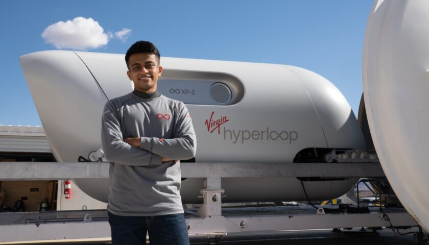 Is India Ready for Hyperloop? An Engineer Who Rode It First, Says Yes