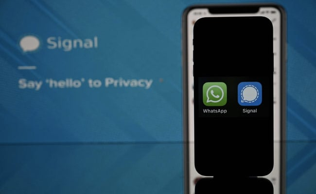 Signal Sees Meteoric Rise In Users As People Look For WhatsApp Alternatives