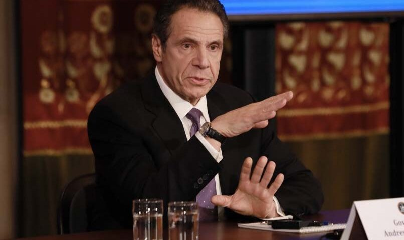 New York Governor Accused Of Sexual Harassment By Second Woman