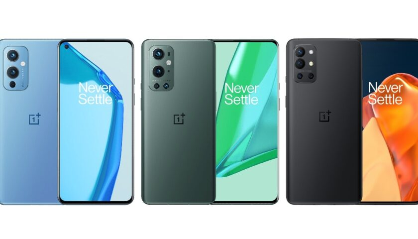 OnePlus 9 vs OnePlus 9 Pro vs OnePlus 9R: Price in India, Specifications Compared
