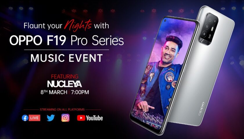 Oppo F19 Pro+, Oppo F19 Pro Launch in India Set for March 8; Specifications and Renders Leak