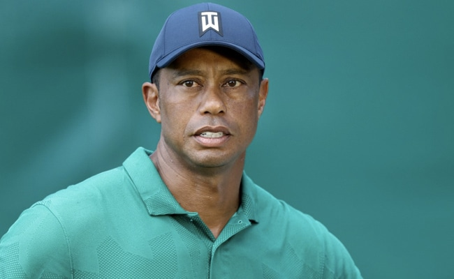 Tiger Woods Car Crash Due To Driving At