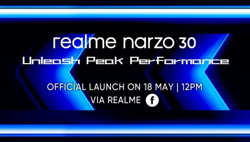 Realme Narzo 30 Launch Date Set for May 18; Purported Hands-on Video and Specifications Surface Online