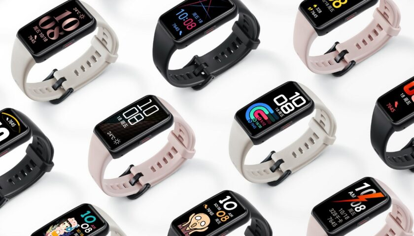 Honor Band 6 With 24-Hour Heart Rate Monitoring, SpO2 Sensor, 10 Workout Modes Launched in India