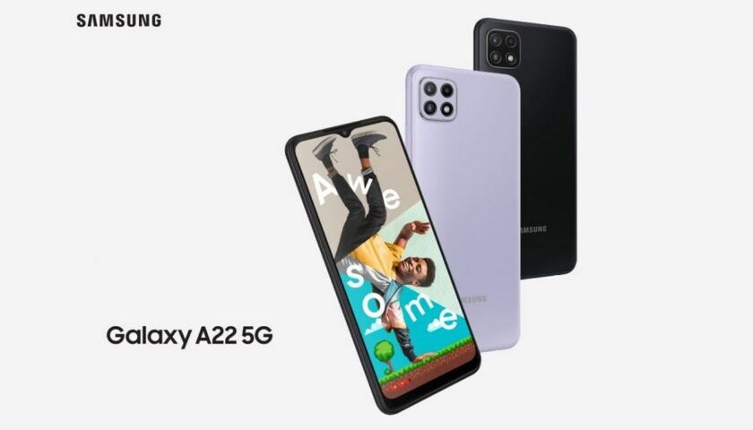 Samsung Galaxy A22 5G, Samsung Galaxy A12s Pricing, Specifications Tipped; India Launch Date Still a Mystery