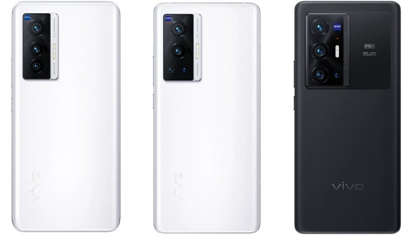 Vivo X70, Vivo X70 Pro, Vivo X70 Pro+ with Zeiss-Tuned Cameras Launched: Price, Specifications